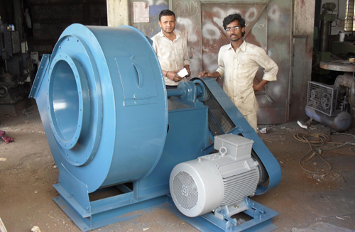 Centrifugal Spark Arrestor : Products vyas solutions